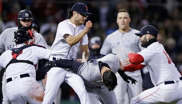 Boston Red Sox pitcher Joe Kelly on hitting Tyler Austin Its one of those that got away