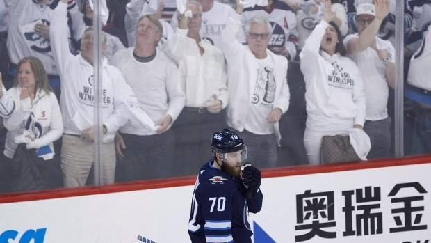 Winnipegs Joe Morrow thrust into spotlight after Game 1 heroics CBC Sports