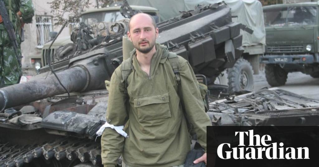 Russian journalist and Kremlin critic Arkady Babchenko shot dead in Kiev
