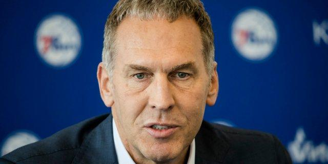 The Bryan Colangelo burner Twitter account scandal comes weeks before a huge 76ers offseason that could include LeBron James