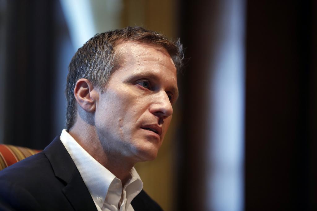 Missouri Gov Eric Greitens Resigns Amid Allegations Surrounding Affair