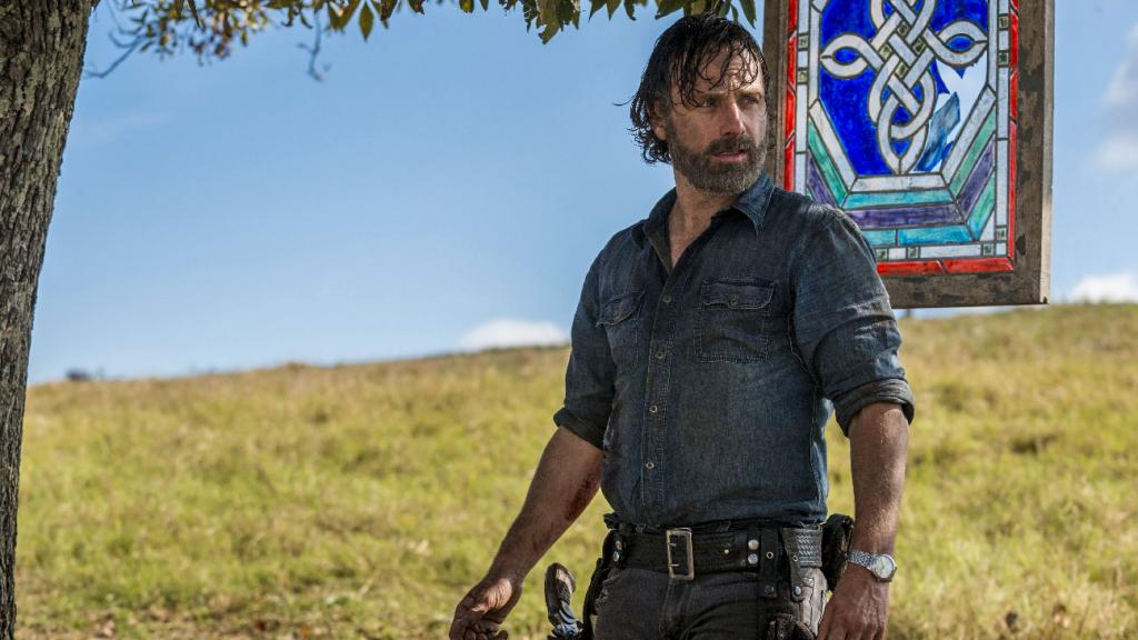 Walking Dead Andrew Lincoln to Exit as Norman Reedus Eyes 20MPlus New Deal