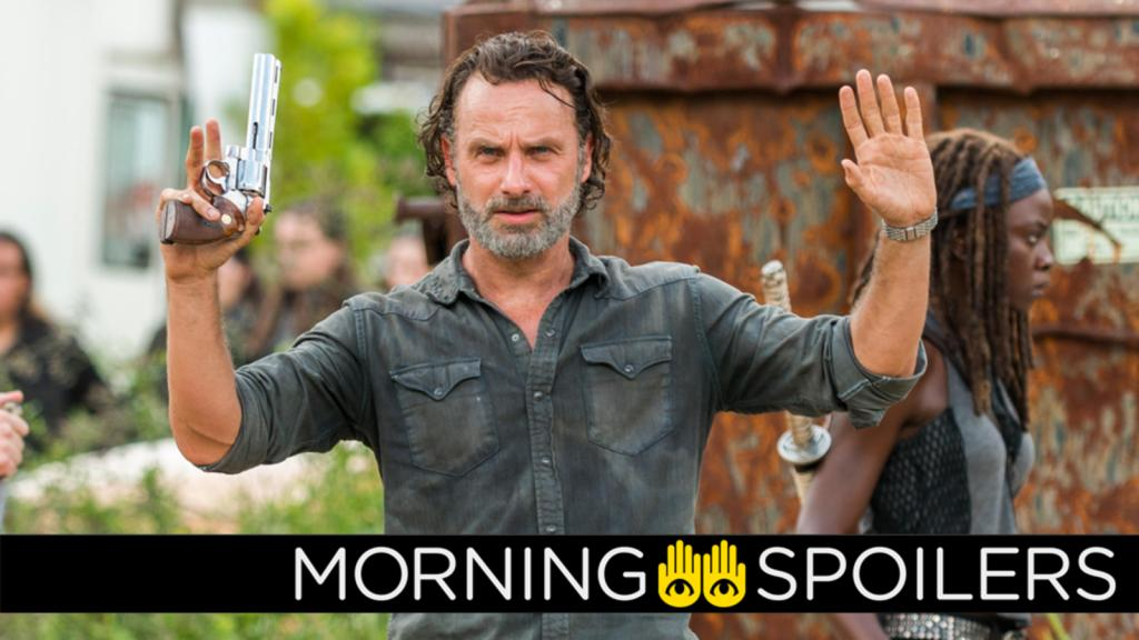Andrew Lincoln May Not Be the Only Walking DeadStar Leaving Next Season