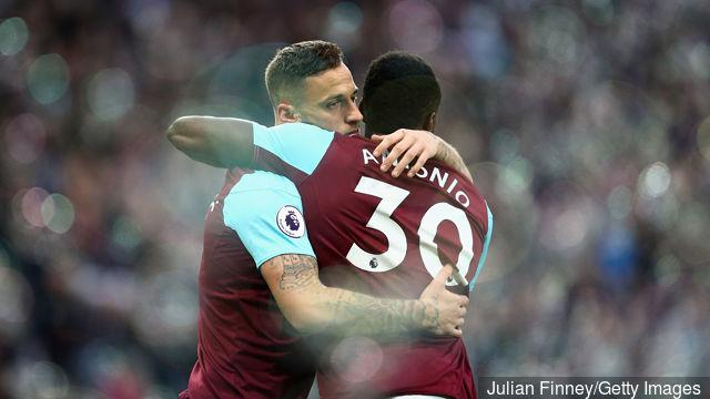 Report West Ham refusing to sell Arnautovic but may offload Antonio