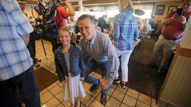 Mitt Romney wins in Utah primary veteran Democrat falls to newcomer