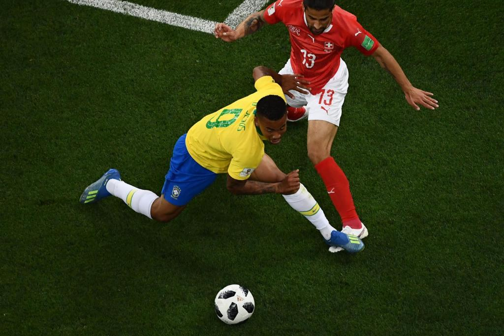 Should Brazil consider swapping goalless Jesus with Firmino