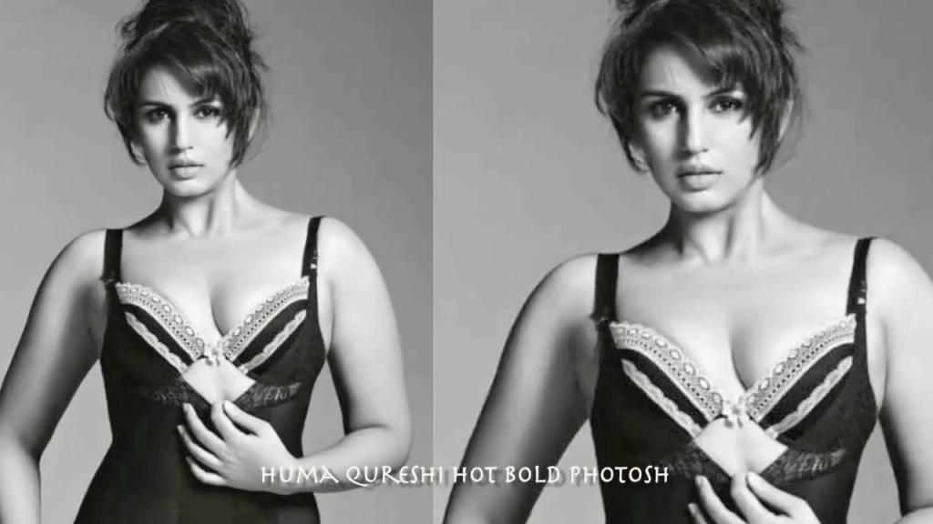 Video - Huma Qureshi Hot Photoshoot Video