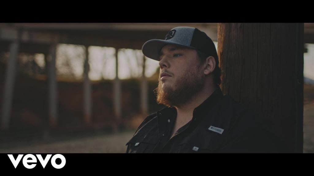 Video - Luke Combs One Number Away