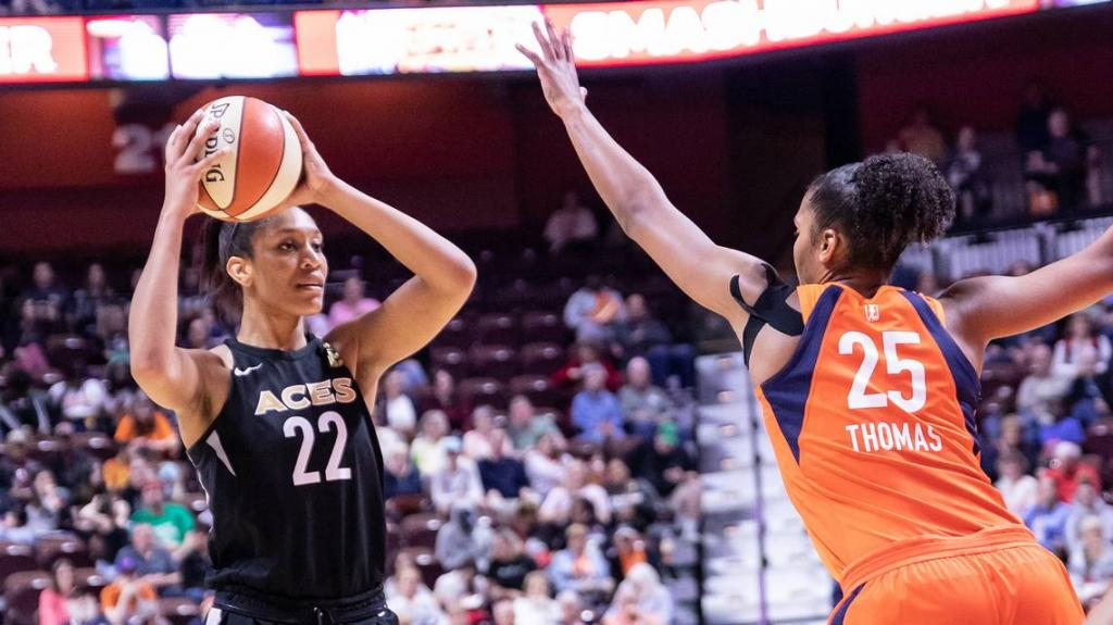Is Aja Wilson having the best WNBA rookie season ever