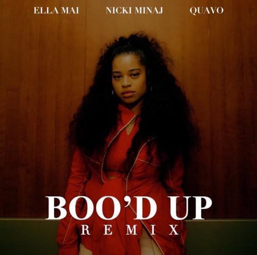Nicki Minaj Quavo Jump On The Remix To Ella Mais Bood Up