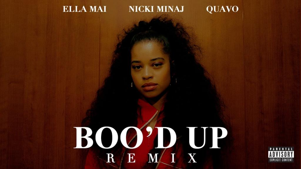 Video - Ella Mai Bood Up Remix ft Nicki Minaj Quavo
