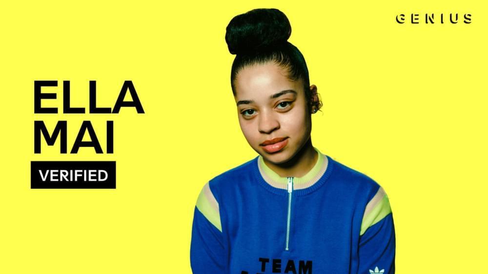Ella Mai Breaks Down Bood Up On Genius Series Verified
