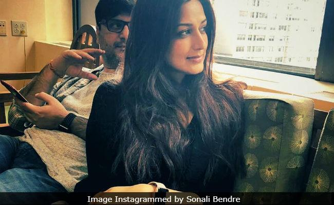 Sonali Bendre Reveals Cancer Diagnosis Says She Didnt See It Coming