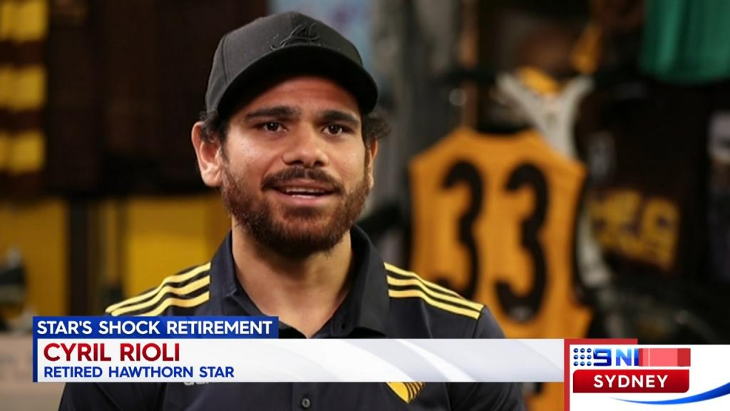 Rioli teammates shocked by retirement