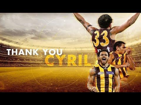 Video - Thank You Cyril Rioli