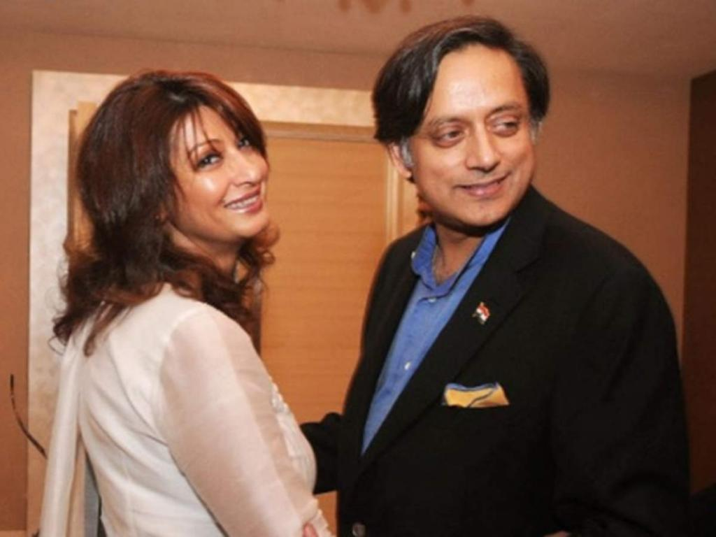 Sunanda Pushkar case Delhi court grants interim bail to Shashi Tharoor News Times of India Videos