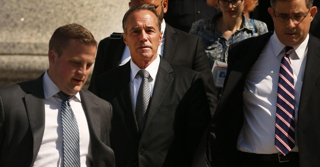 US congressman Chris Collins says insider trading charges meritless