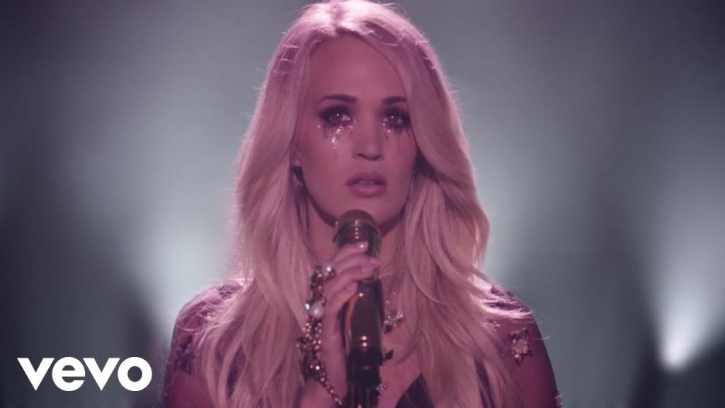 Video - Carrie Underwood Cry Pretty Official Music Video