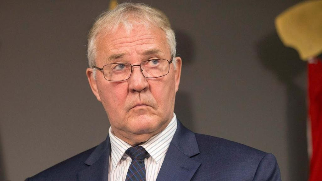 Video - Border Security Minister Bill Blair on asylum seekers
