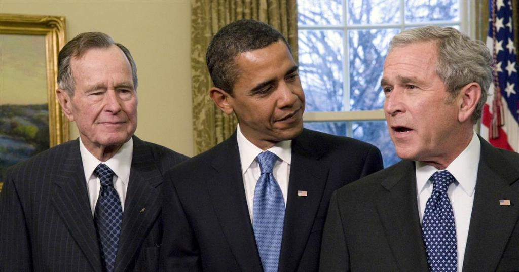 The long fallout of President George HW Bushs complicated racial legacy