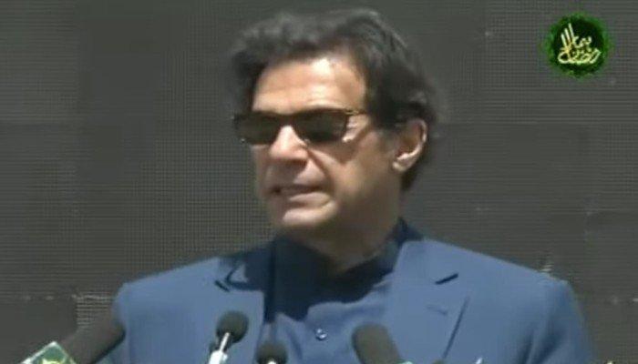 PM Imran Khan performs groundbreaking of Margalla Avenue project