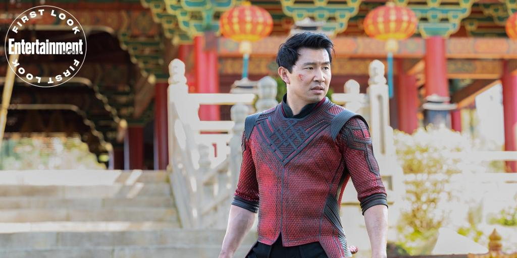 Exclusive Simu Liu suits up in first look at ShangChi and the Legend of the Ten Rings