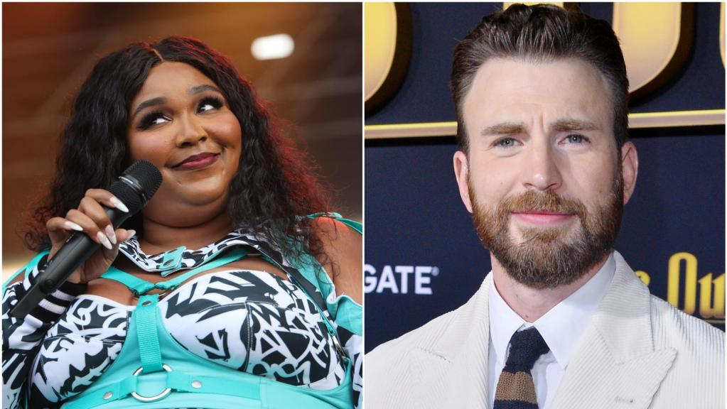 Lizzo drunkenly sent a flirty DM to Chris Evans See his hilarious response