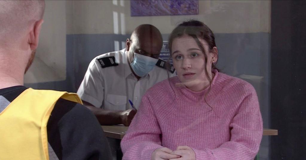 Coronation Streets Ellie Leach hints at surprise prison stint for Faye Windass