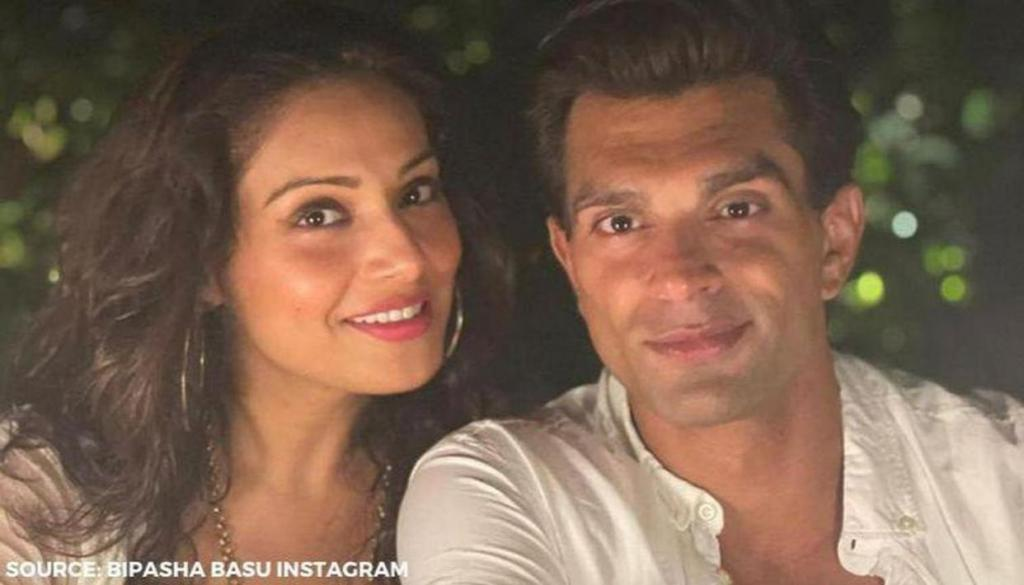 Bipasha Basu gets cosy with husband Karan Singh Grover calls it Vitamin Love