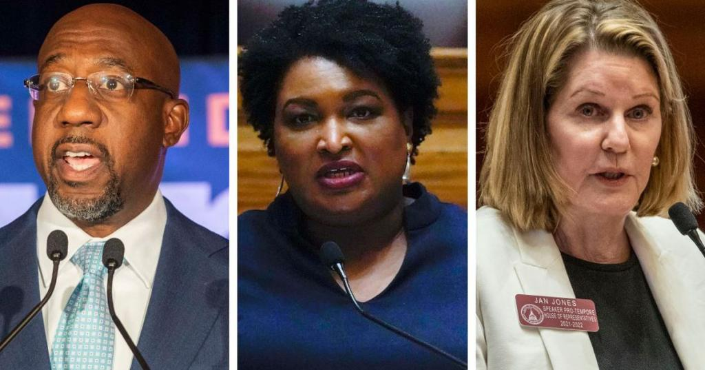 OPINION A hearing about voting becomes a hearing about Stacey Abrams instead
