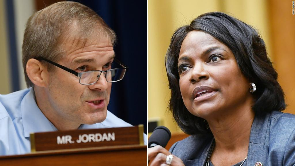 Val Demings rebukes Jim Jordan in fiery exchange over law enforcement Did I strike a nerve