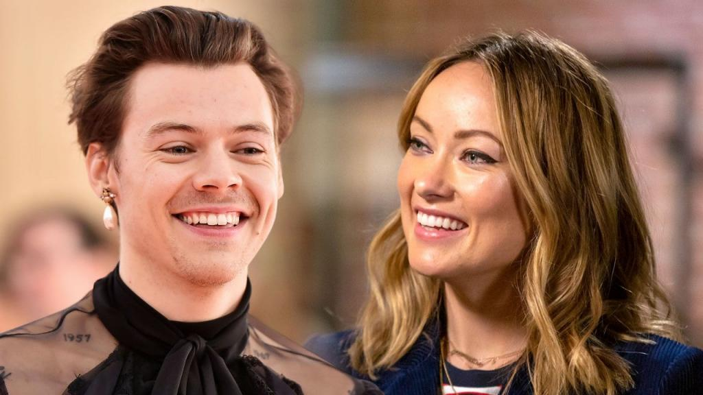 Olivia Wilde and Harry Styles Enjoying One-on-One Downtime
