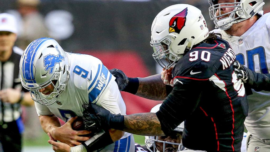 Seahawks Sign Defensive Tackle Robert Nkemdiche