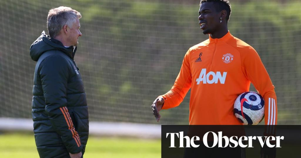 Ole Gunnar Solskjaer wants Paul Pogba to stay at Manchester United