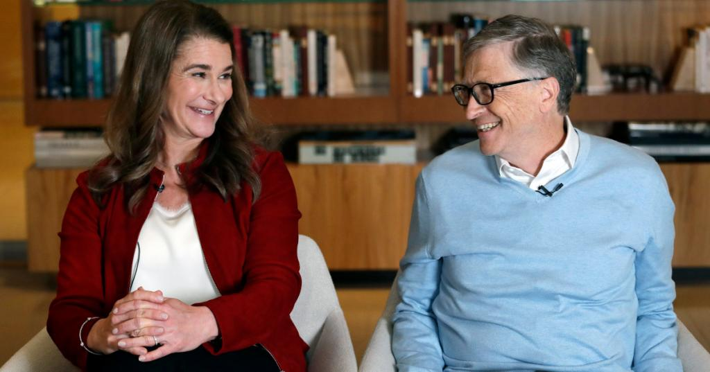 Bill and Melinda Gates to divorce after 27 years together