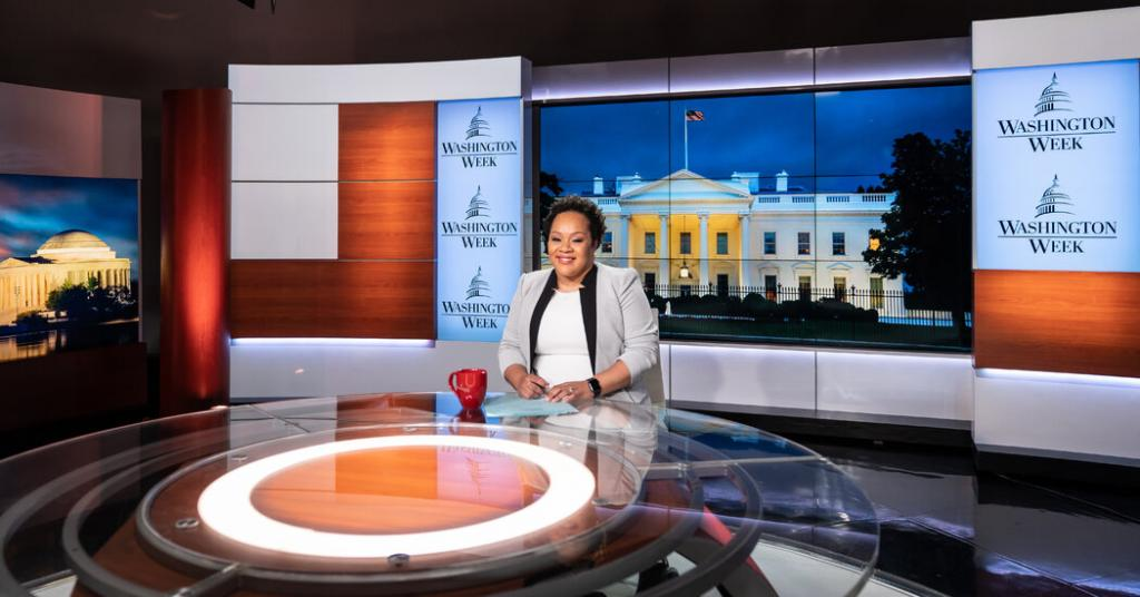 Yamiche Alcindor Is Named Host of Washington Week on PBS