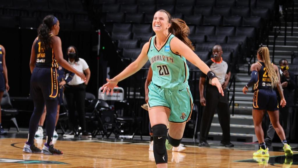 Ionescu ready for moment nails winner for NY