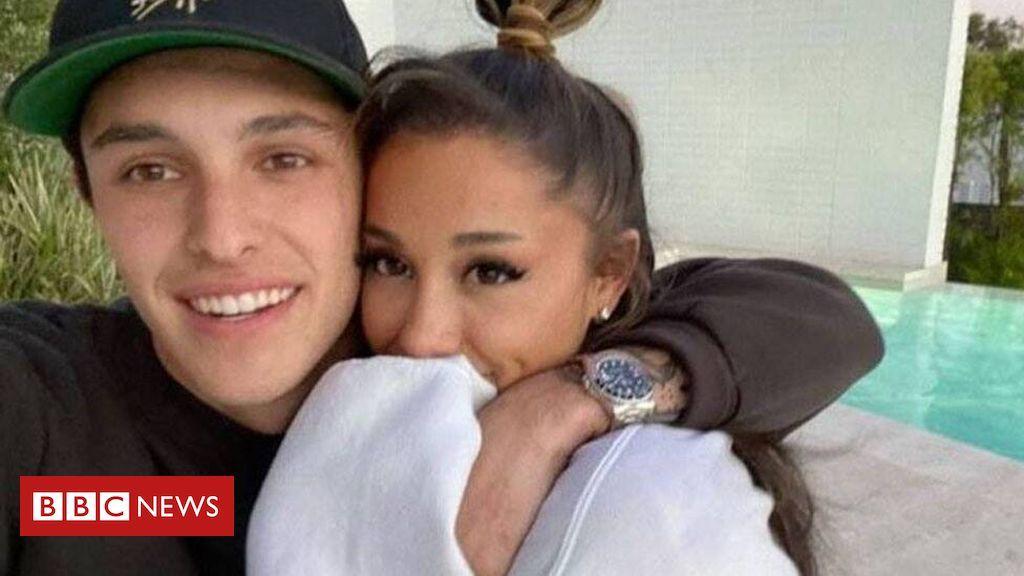 Ariana Grande marries Dalton Gomez in intimate ceremony