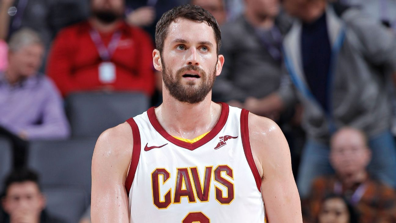 Sources: Kevin Love takes heat from Cavs over illness, absence