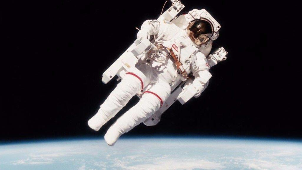 Astronaut Bruce McCandless the first person to fly freely in space dies at 80
