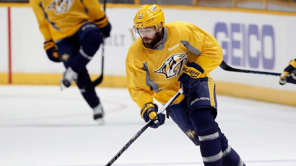 Mike Fisher coming out of retirement returning to Predators