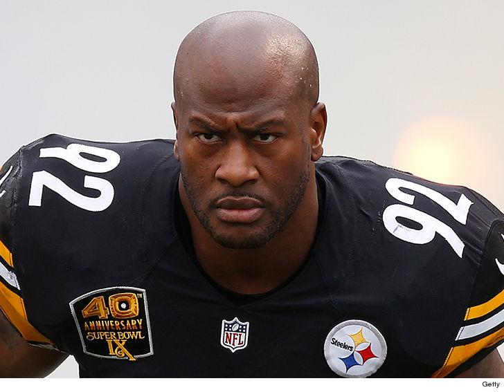 James Harrison Released by Steelers After 4 Seasons in 2nd Stint in Pittsburgh