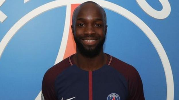 Lassana Diarra makes dream move to Paris St-Germain on 18-month deal