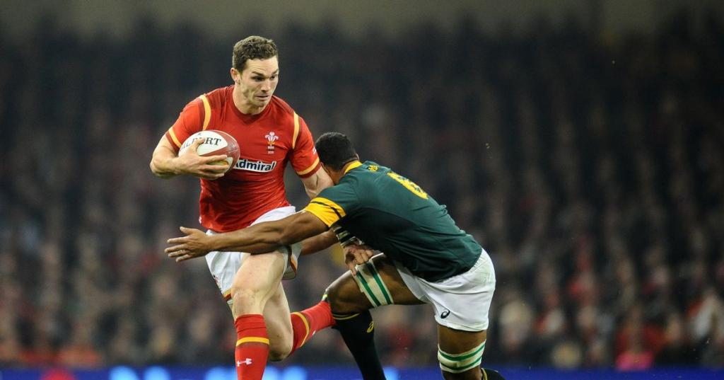 George North in new injury setback hammer blow