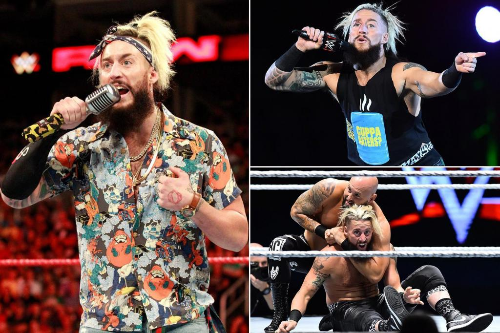 Enzo Amore SACKED by WWE after rape accusation just hours before Raws 25th landmark