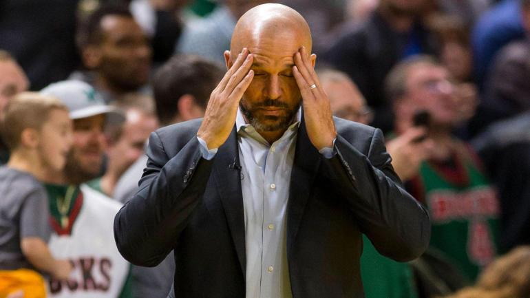 Bucks reportedly fire Jason Kidd in fourth season with team