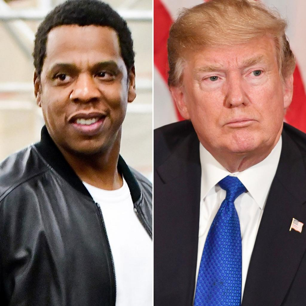 Donald Trump Responds to Jay-Z's Criticism Over Black Unemployment