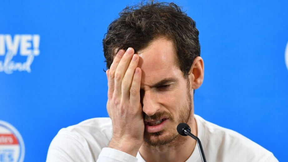 Shattered dreams? Murray, Djokovic among stars suffering from injuries ahead of Aussie Open