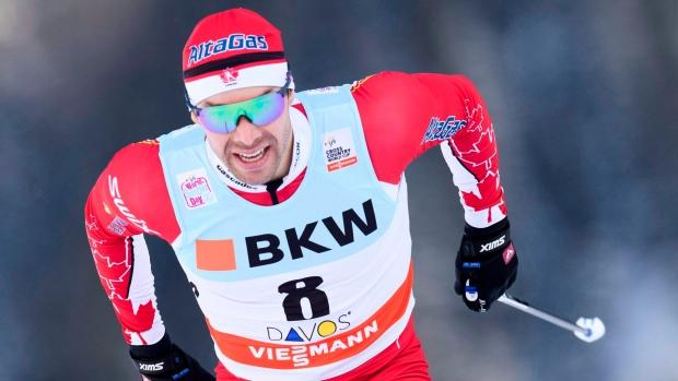 Canadas Alex Harvey finishes 8th in return to World Cup circuit CBC Sports