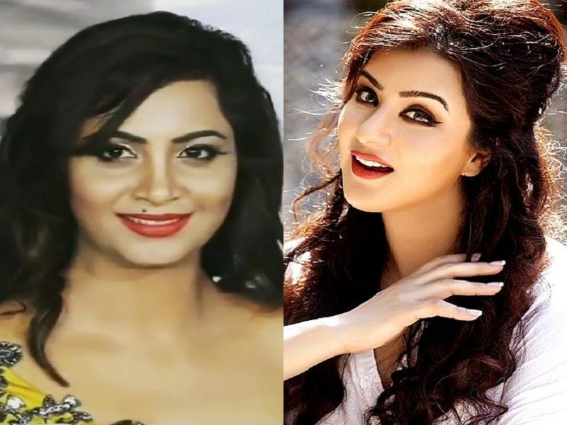 Post Shilpa Shindes clarification for skipping BB11 party Arshi Khan posts a sly tweet Times of India